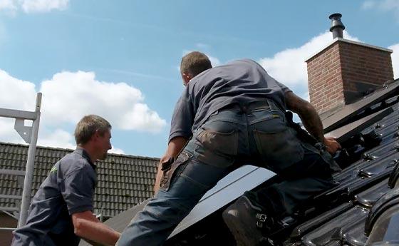 Zonnepanelen Heerlen - Team