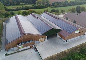 Zonnepanelen Limburg - Agro
